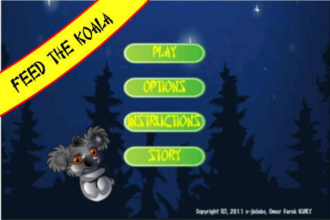 Screenshot The Hungry Koala
