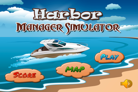 Screenshot Harbor Manager Simulator