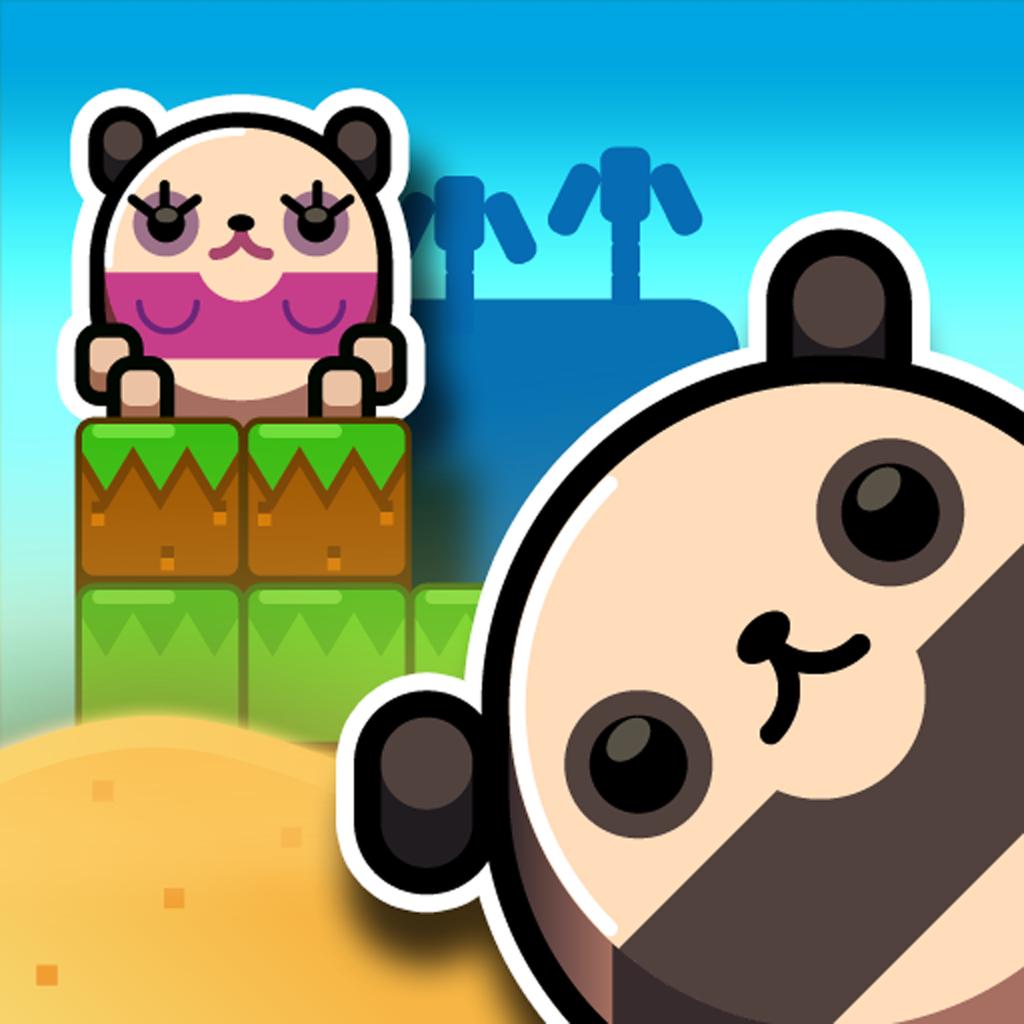 Land-a Panda iOS